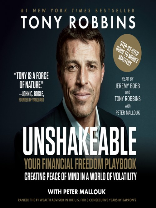 Unshakeable Cover