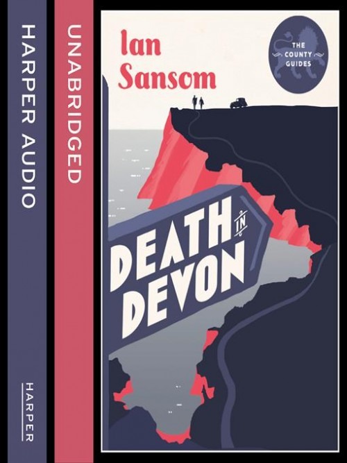 The County Guides: Death In Devon Cover