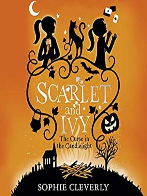 Scarlet and Ivy Series Book 5: The Curse In the Candlelight Cover