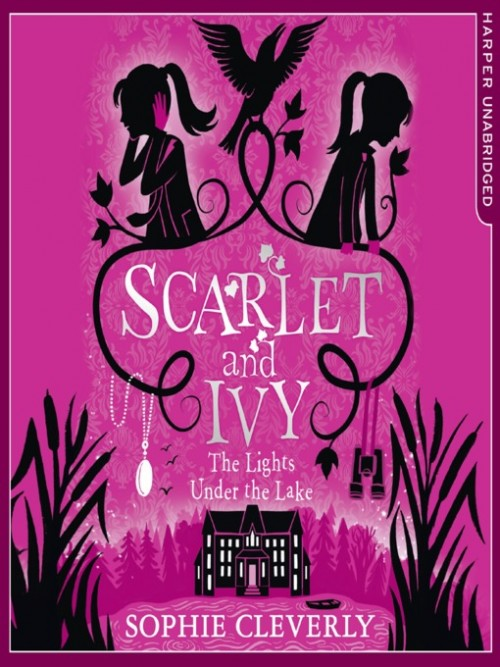 Scarlet and Ivy Series Book 4: The Lights Under the Lake Cover