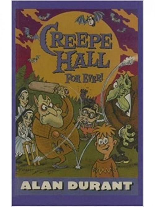 Creepe Hall Series Book 1: Creepe Hall Cover