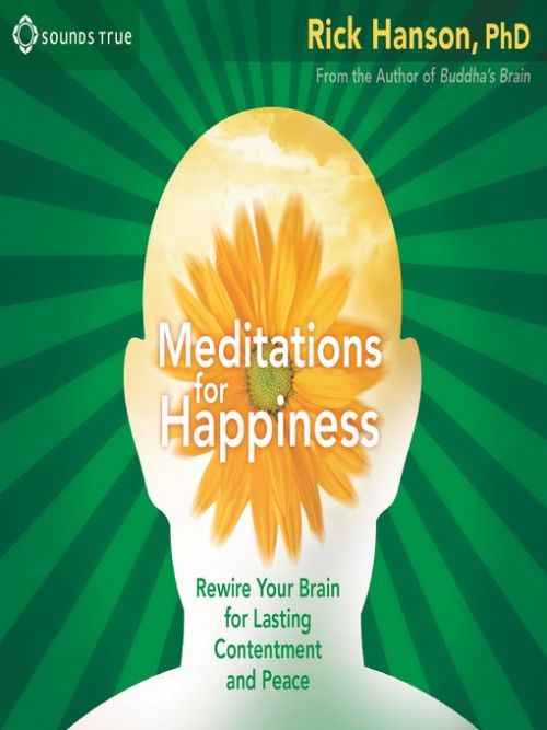 Meditations For Happiness Cover