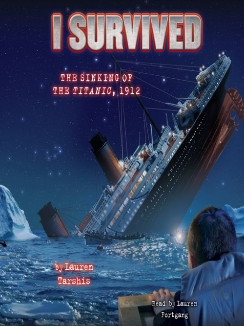 I Survived the Sinking of the Titanic - 1912 Cover