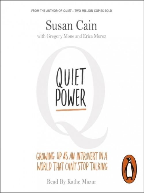 Quiet Power Cover