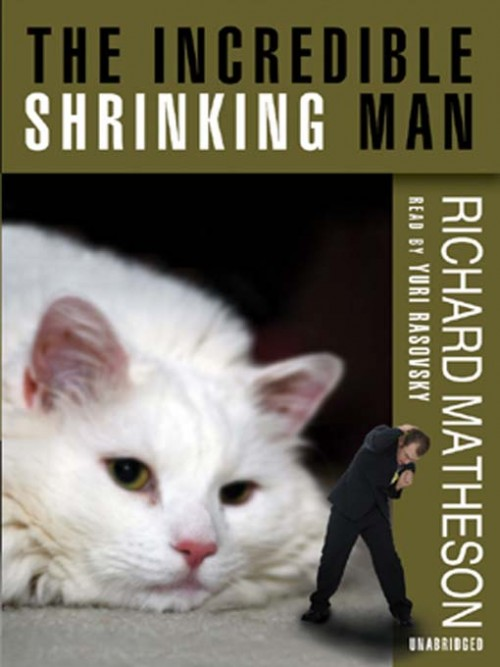 The Incredible Shrinking Man Cover