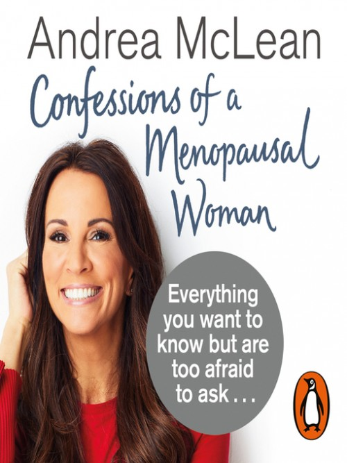 Confessions of A Menopausal Woman Cover