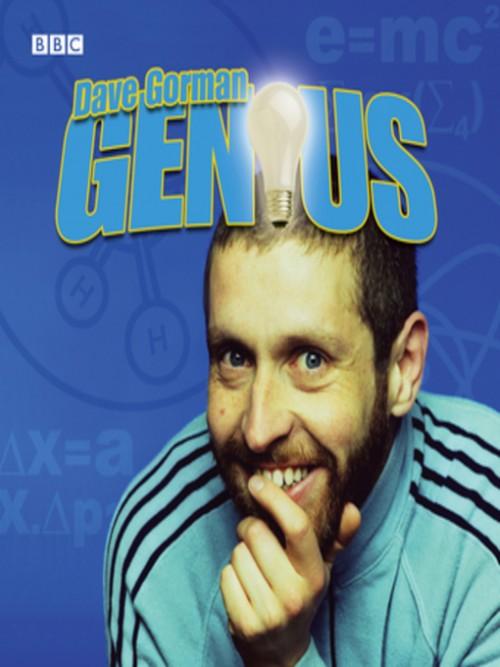 Dave Gorman: Genius Cover