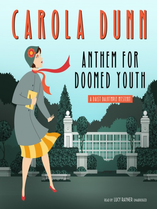 Daisy Dalrymple Book 19: Anthem For Doomed Youth Cover