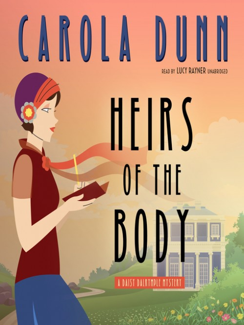 Daisy Dalrymple Book 21: Heirs of the Body Cover