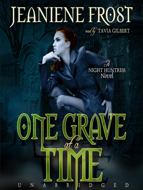 Night Huntress Book 6: One Grave At A Time Cover