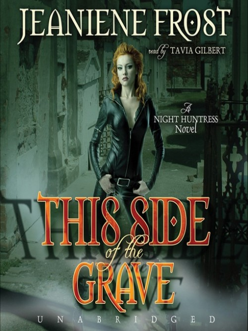 Night Huntress Book 5: This Side of the Grave Cover