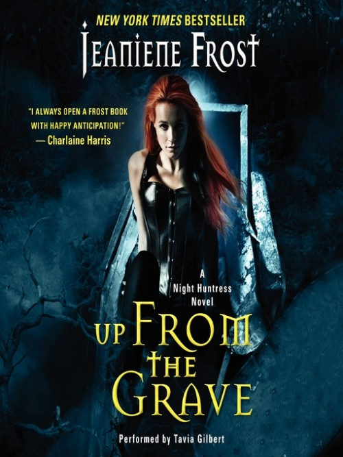 Night Huntress Book 7: Up From the Grave Cover