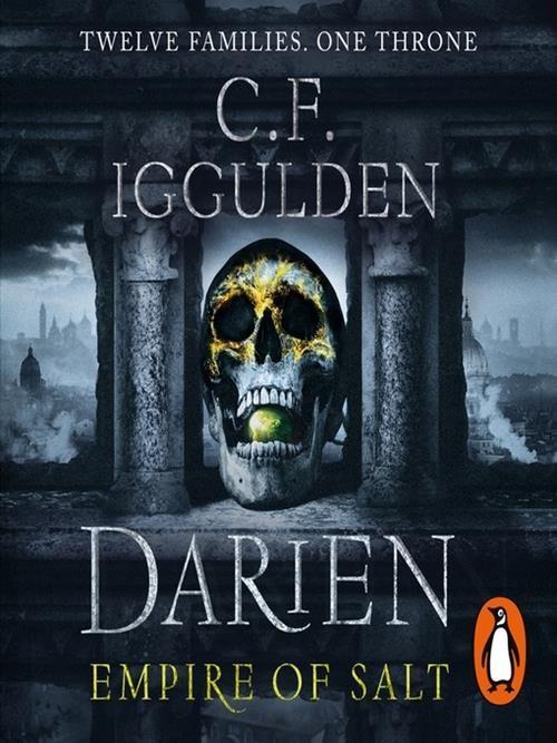 Empire of Salt Series Book 1: Darien Cover