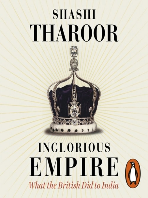 Inglorious Empire Cover