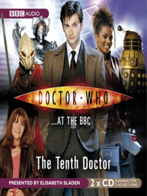 Doctor Who At the BBC: The Tenth Doctor Cover