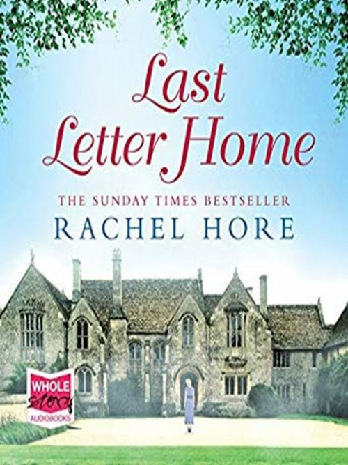 Last Letter Home Cover