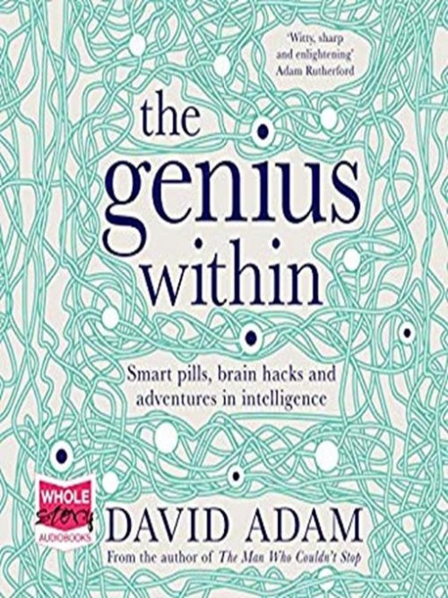 The Genius Within Cover