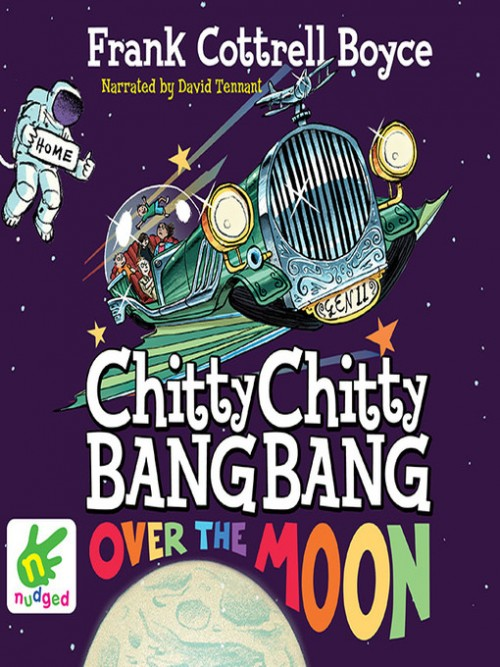 Chitty Chitty Bang Bang Over the Moon Cover