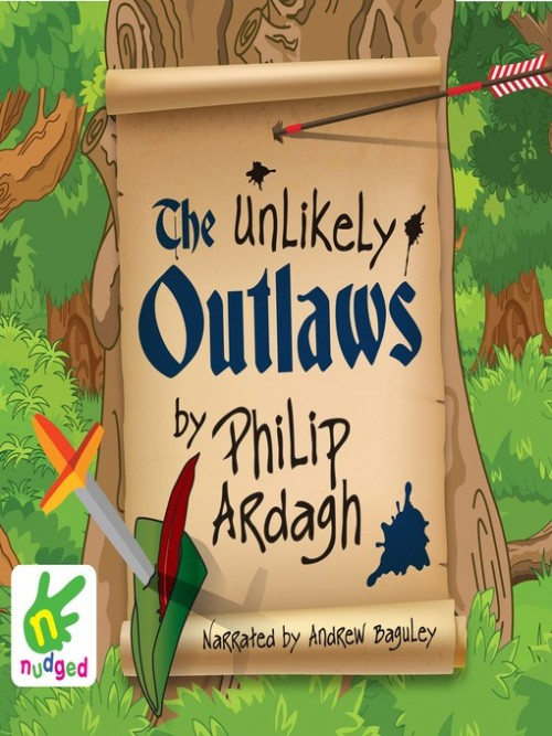 The Unlikely Outlaws Cover