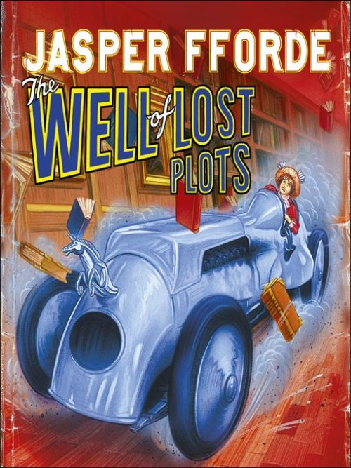 The Well of Lost Plots Cover