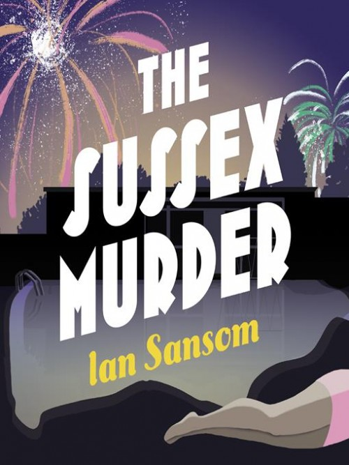 The Sussex Murder Cover