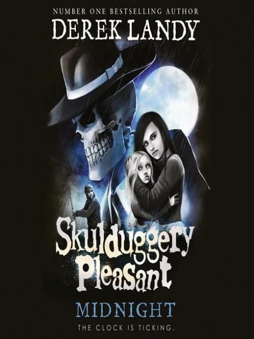 Skulduggery Pleasant Book 11: Midnight Cover