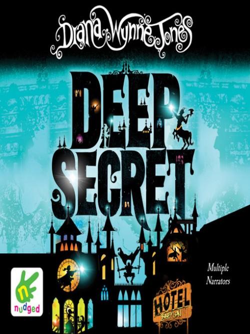 Deep Secret Cover