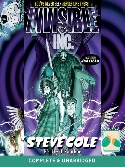 Invisible Inc. Cover