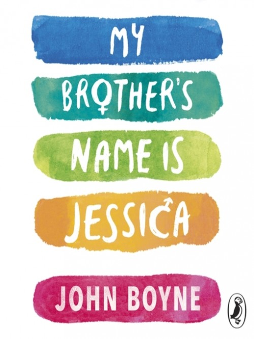 My Brother's Name Is Jessica Cover