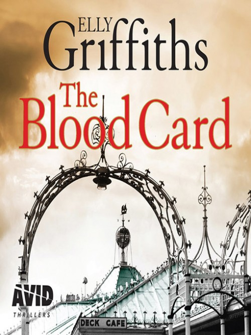 The Blood Card Cover