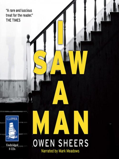 I Saw A Man Cover