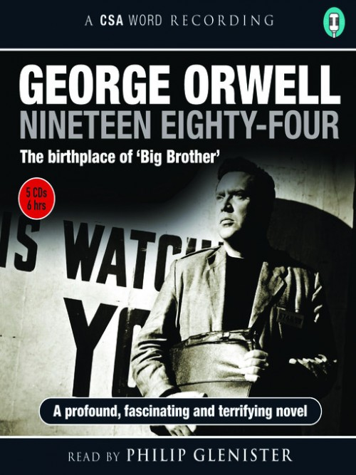 Nineteen Eighty-four Cover