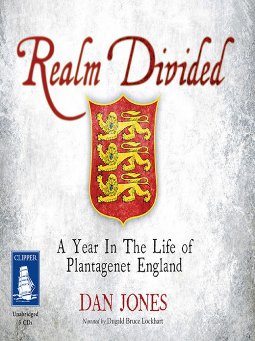 Realm Divided Cover