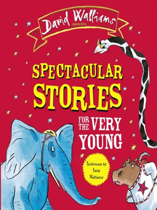 Spectacular Stories For the Very Young Cover