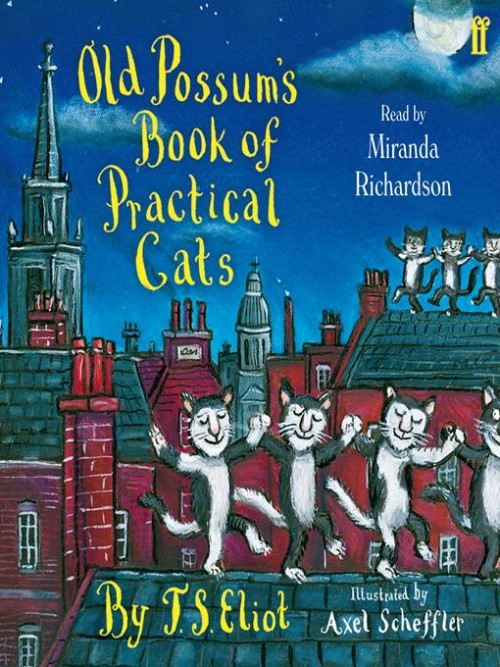 Old Possum's Book of Practical Cats Cover
