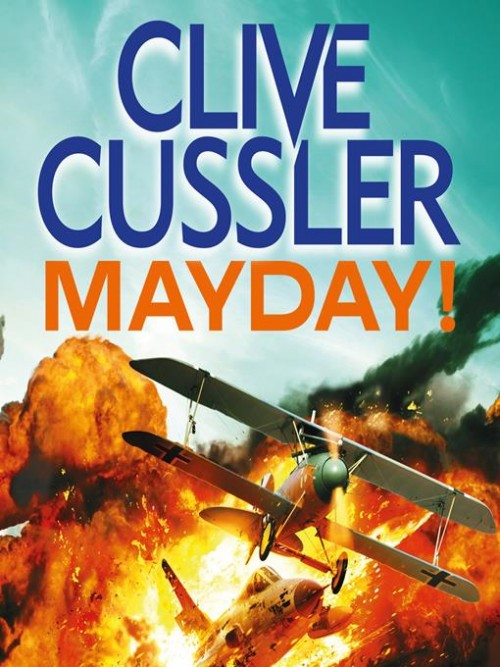 Dirk Pitt Series Book 2: Mayday! Cover
