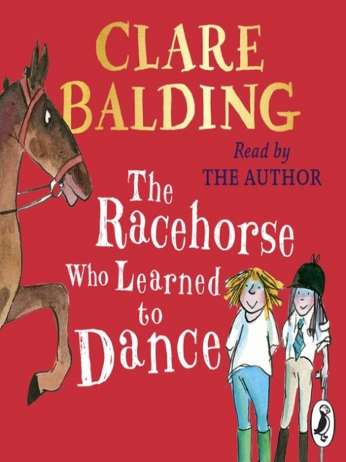 The Racehorse Who Learned To Dance Cover