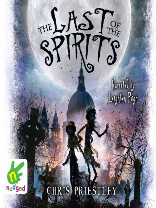 The Last of the Spirits Cover