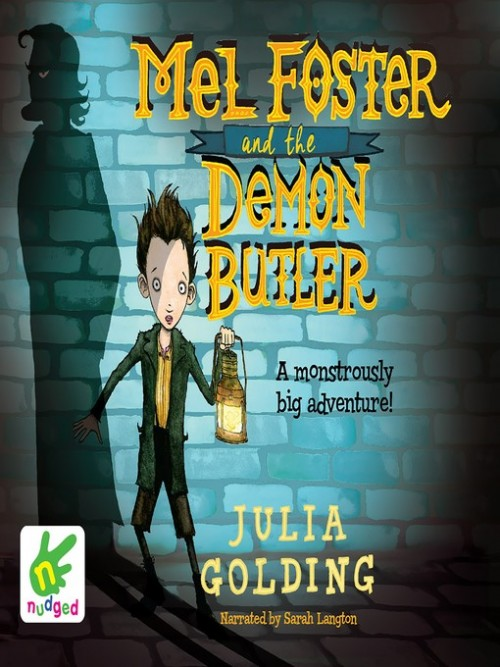 Mel Foster and the Demon Butler Cover