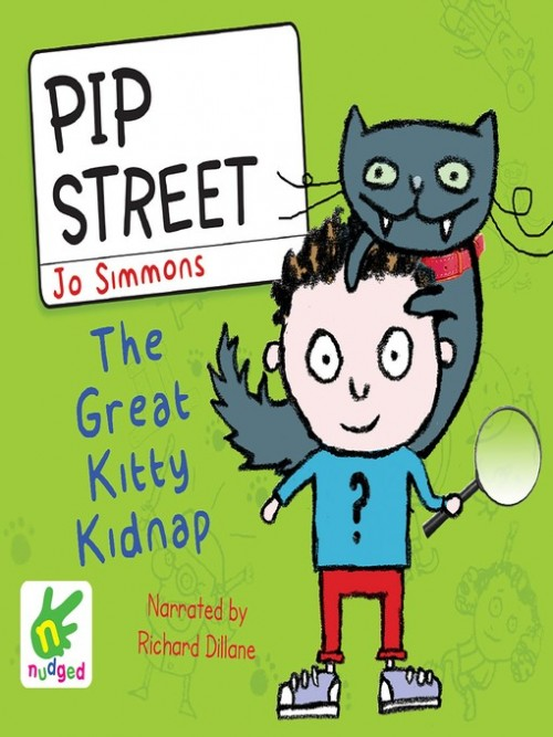 Pip Street Book 1: The Great Kitty Kidnap Cover