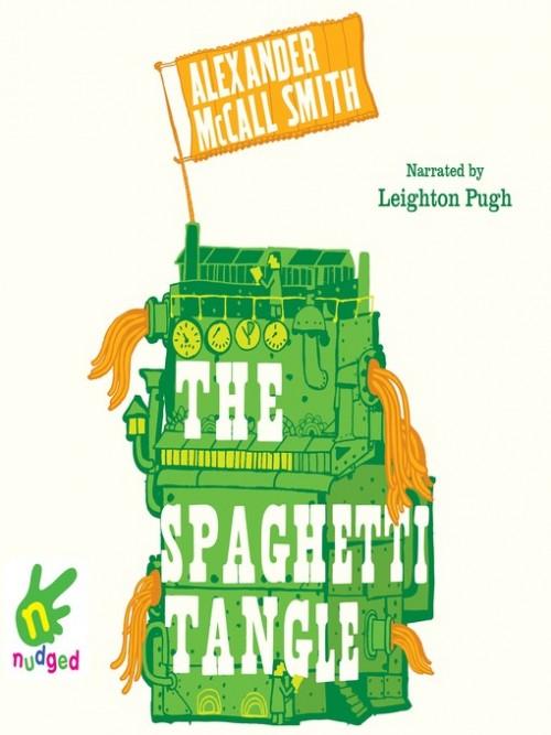 The Spaghetti Tangle Cover