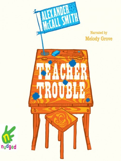The Teacher Trouble Cover