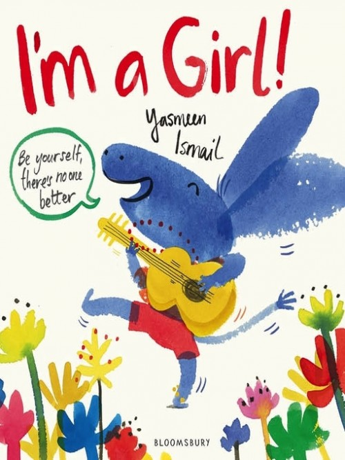 I'm A Girl Cover