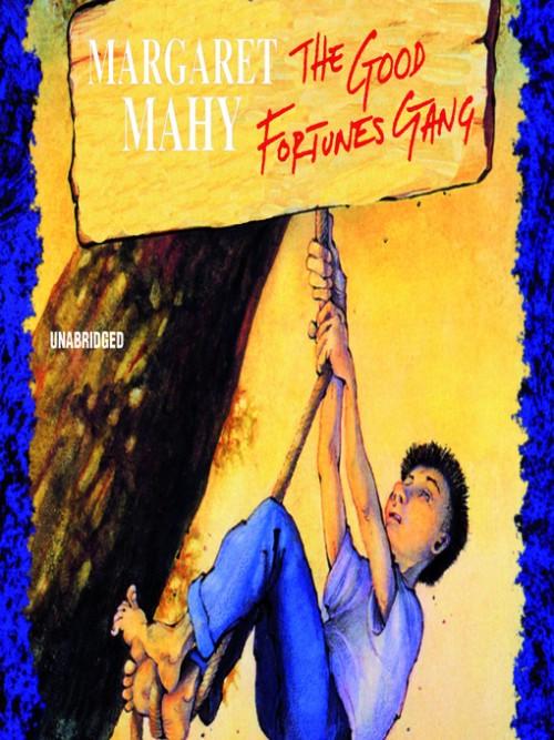 Cousins Quartet Series Book 1: The Good Fortunes Gang Cover