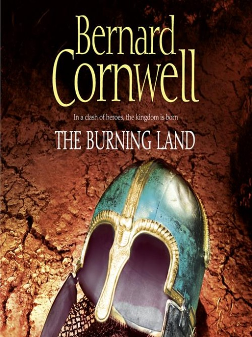 The Last Kingdom Book 5: The Burning Land Cover