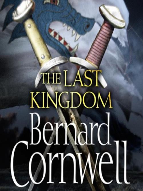 The Last Kingdom Book 1: The Last Kingdom Cover