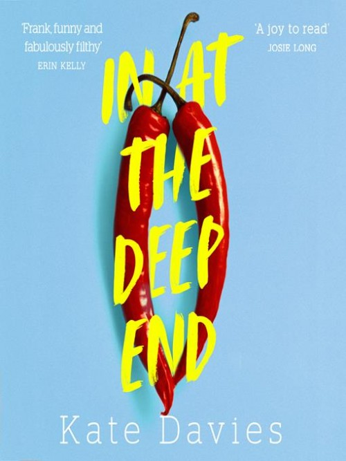 In At the Deep End Cover