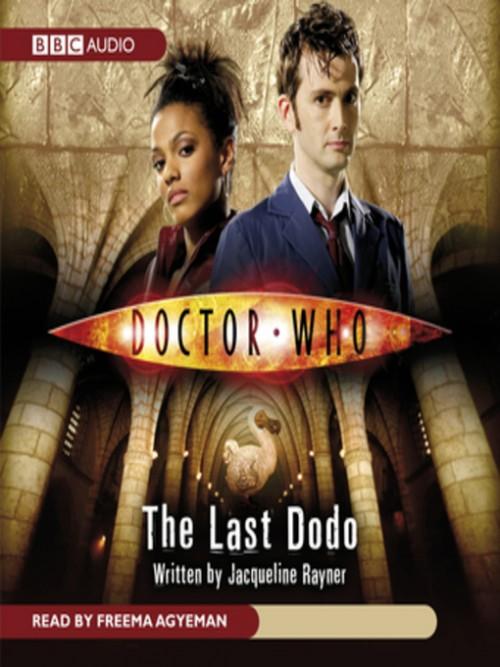 The Last Dodo Cover
