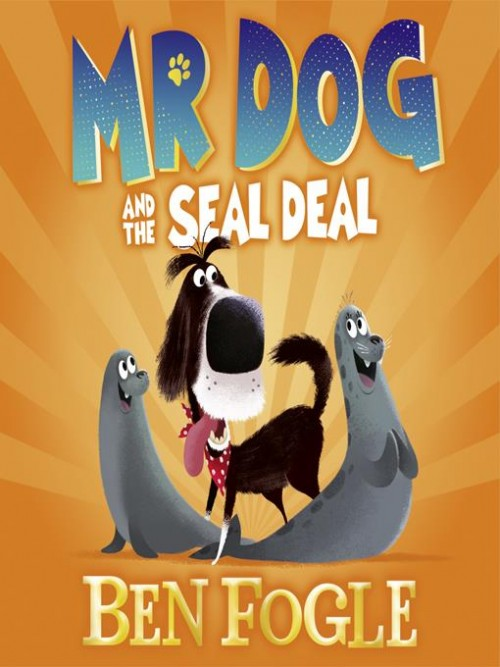Mr Dog and the Seal Deal Cover