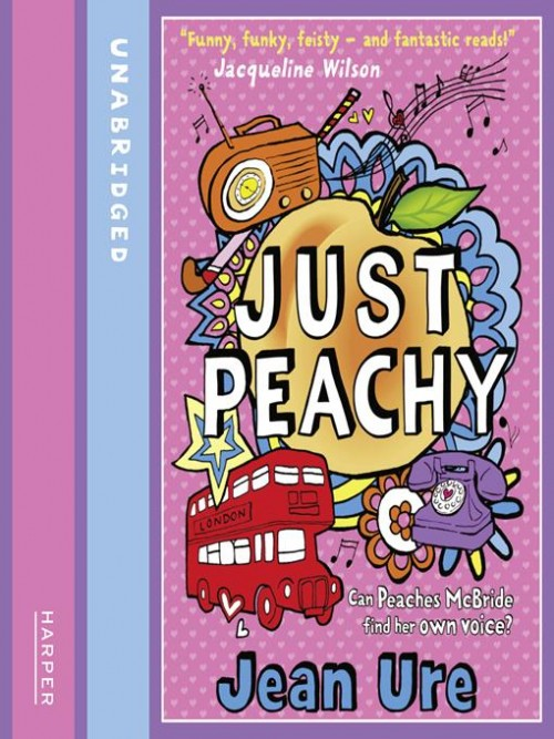 Just Peachy Cover